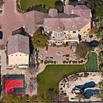 Patrick Peterson's House (Google Maps)