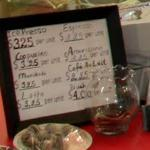 Celine de Paris Boutique and Cafe Menu (StreetView)