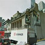 The Music Box Theater, NYC (StreetView)