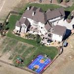 Brian Dawkins' House (Google Maps)