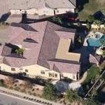 Brandon Lyon's House (Google Maps)