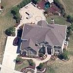 Rashad Evans' House