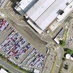 General Motors auto plant