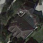 Keith Bogans' House (Google Maps)
