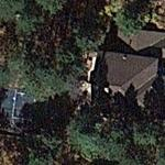 Rick Barry's House (Google Maps)