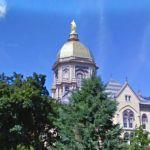 University of Notre Dame (StreetView)