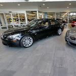 BMW M5 and BMW M6 (StreetView)
