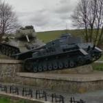 Kapisova Tank Battle Memorial
