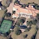 Robert Horry's House (Google Maps)