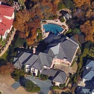 Juwan Howard's House (Google Maps)