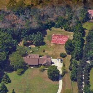 John Wall's House (Google Maps)