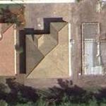 Alonzo Gee's House (Google Maps)