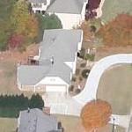 Kevin Loughery's House (Google Maps)