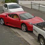 Cape Town Ferrari F430