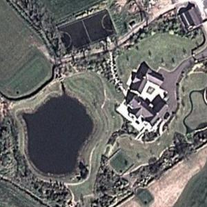 Rory McIlroy's House (Google Maps)
