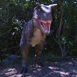 Carnotaurus (StreetView)