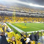 Heinz Field - November 12, 2012