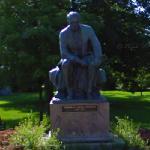 Thomas Edison Statue