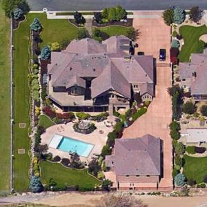 Jerry Sloan's House (Google Maps)