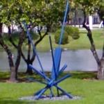 'Blue Storm' by John Henry (StreetView)