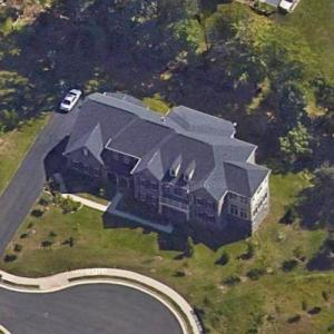 Caron Butler's House (Google Maps)