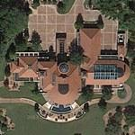 David Green's House (Google Maps)