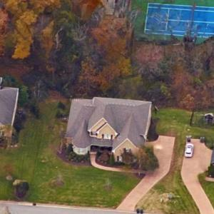 Luke Bryan's House (Google Maps)