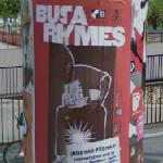 Busta Rhymes concert (StreetView)