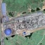 Production plant (Google Maps)