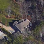 Brad Daugherty's House (Google Maps)