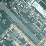Lanzhou Uranium Enrichment Plant (Google Maps)
