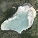 Pink Lake (Western Australia) (Google Maps)