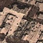 Battle damage Libyan campaign (Google Maps)