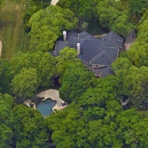 Jeff Fisher's House (Google Maps)