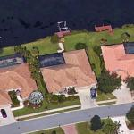 Larry Robinson's House (Google Maps)