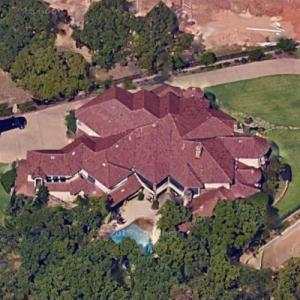 Josh Hamilton's House (Google Maps)