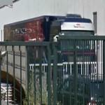 Scuderia Toro Rosso Formula 1 Racing team truck