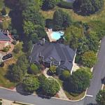 Tommy John's House (Google Maps)