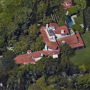 Peter Guber's House (Google Maps)