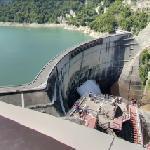 Kurobe Dam (StreetView)