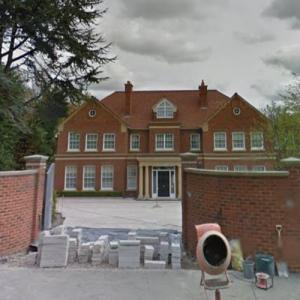 Jamie Carragher's House (StreetView)