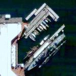 HMAS Vampire, HMAS Onslow & other historic ships (Google Maps)