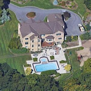Bernie Williams' House (Google Maps)