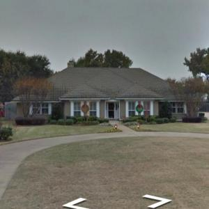 Claude Osteen's House (StreetView)