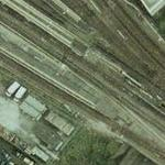Wigan rail crash (Google Maps)