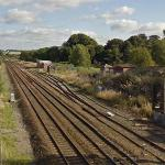 Bo'ness Junction rail crash (StreetView)