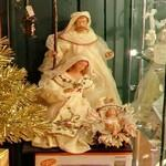Mary, Joseph and baby Jesus (StreetView)