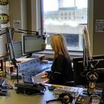 Live radio broadcast