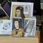 King Richard III of England and future grave