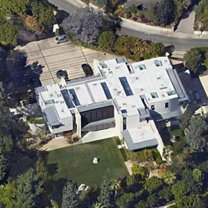 Paul Marciano's House (Google Maps)